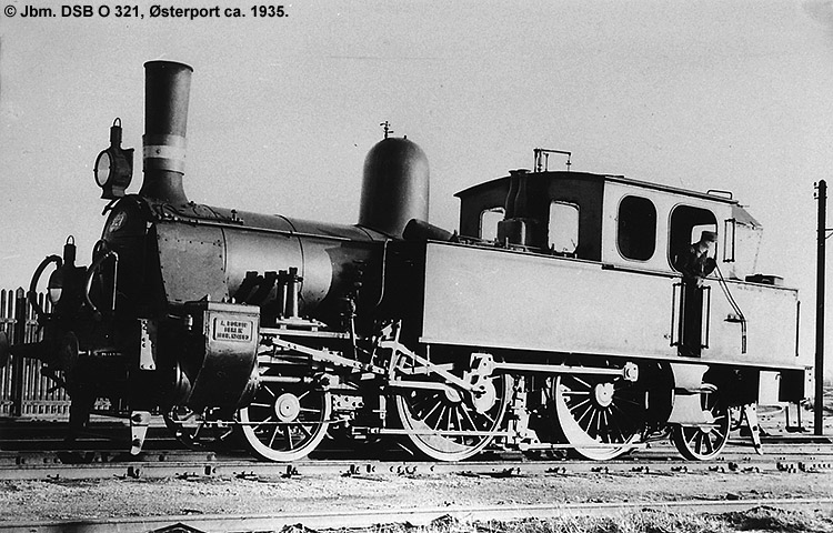 DSB O 321