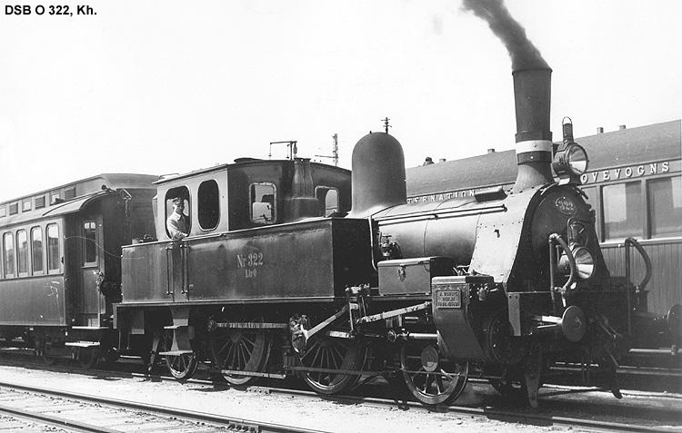 DSB O 322