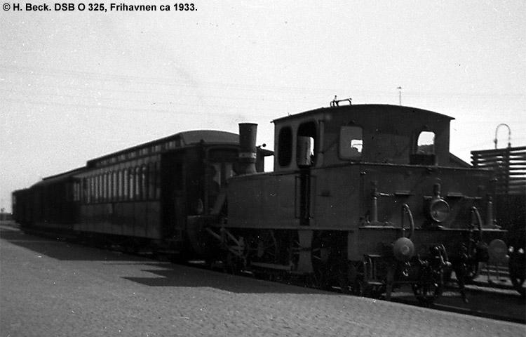 DSB O 325