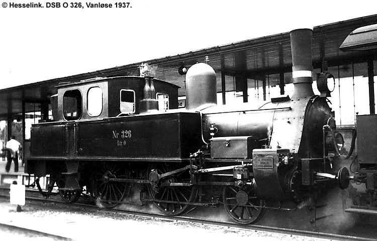 DSB O 326