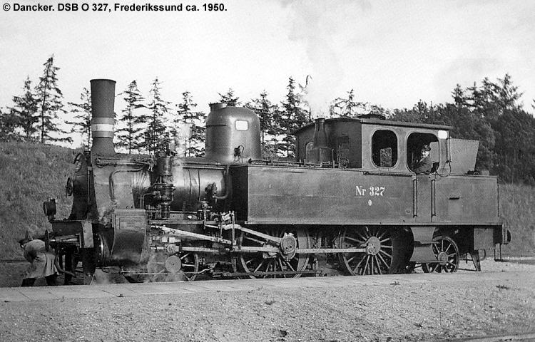 DSB O 327
