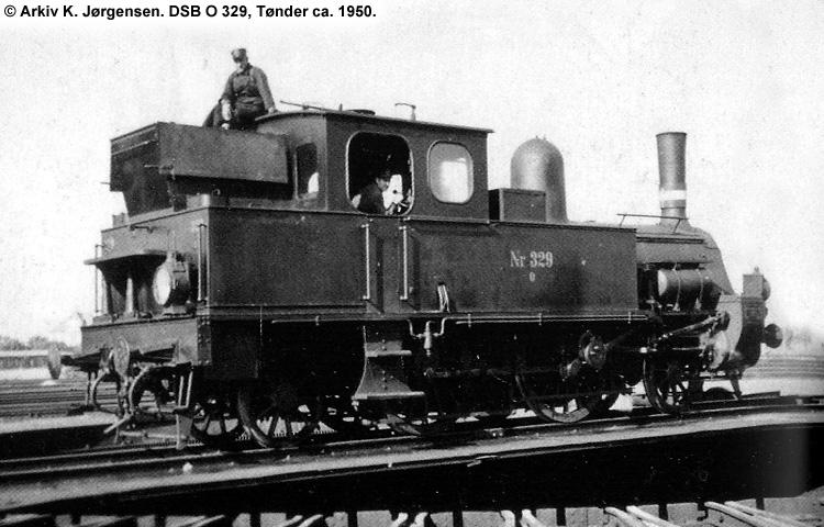 DSB O 329