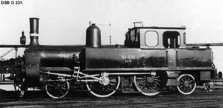 DSB O 331