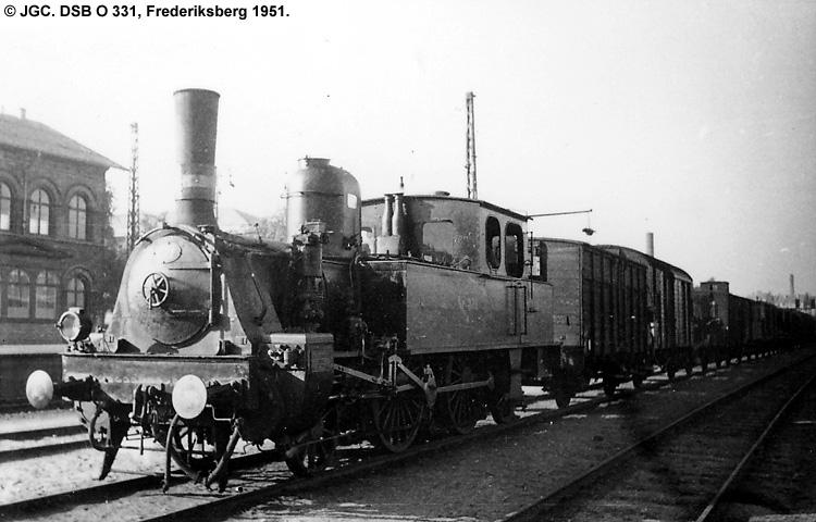 DSB O331