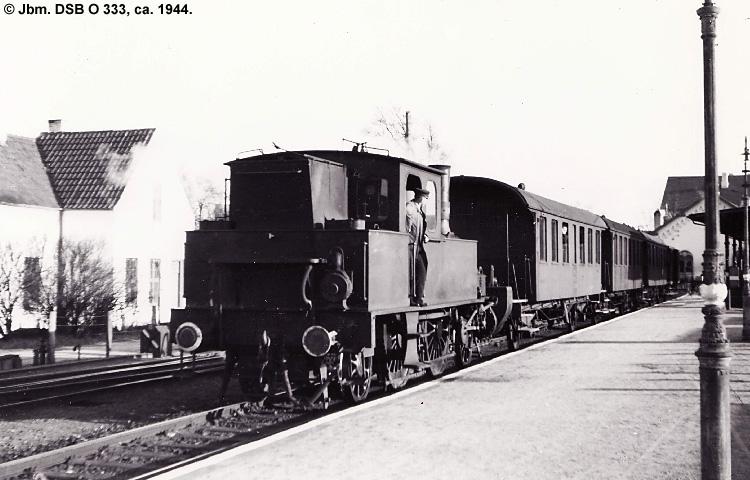 DSB O 333