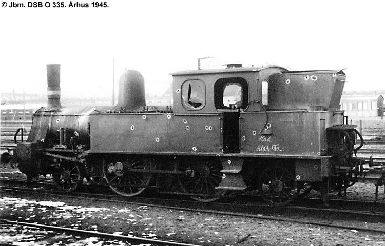 DSB O 335