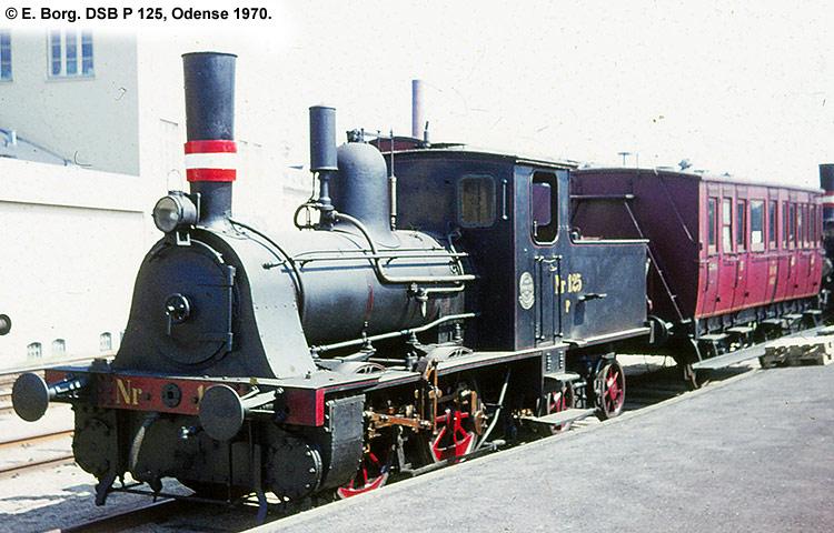 DSB P125