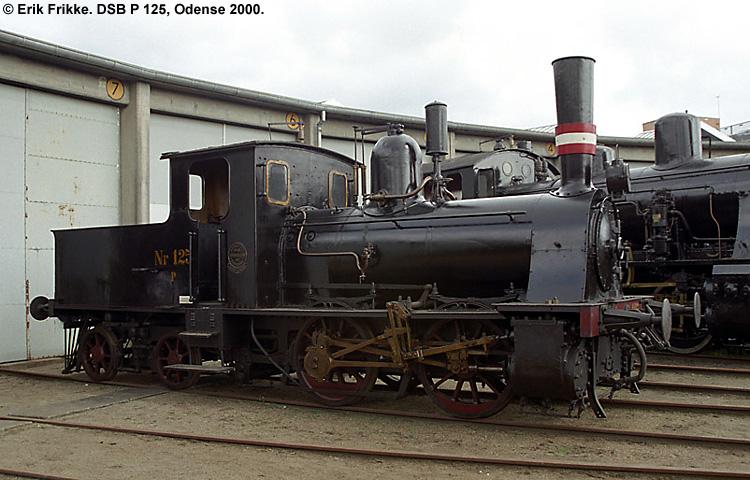 DSB P 125