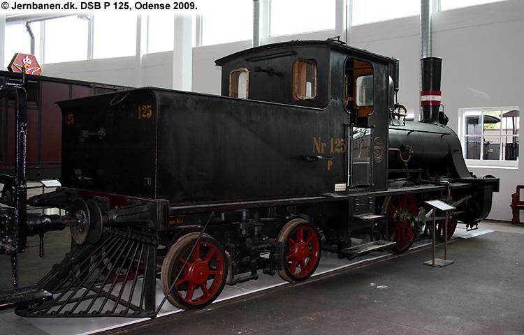 DSB P125 2
