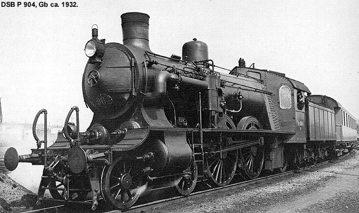 DSB P 904