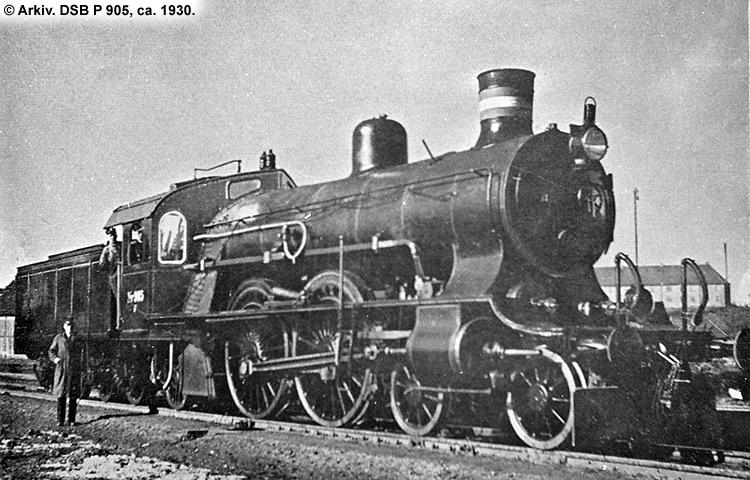 DSB P 905