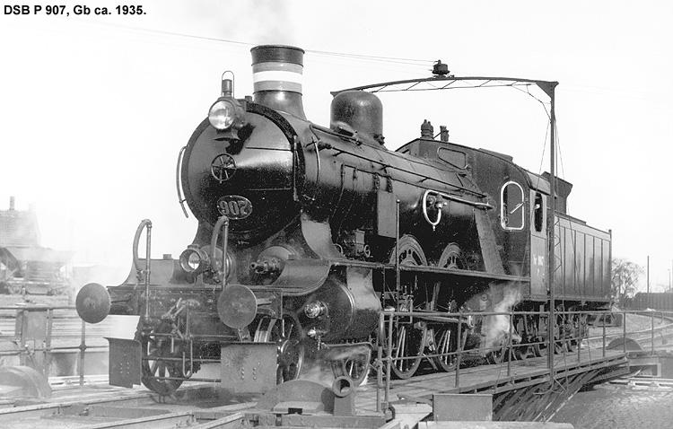 DSB P 907