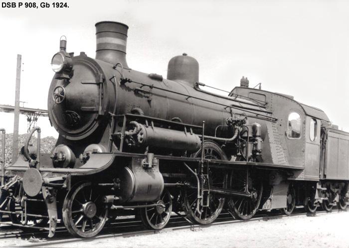 DSB P 908