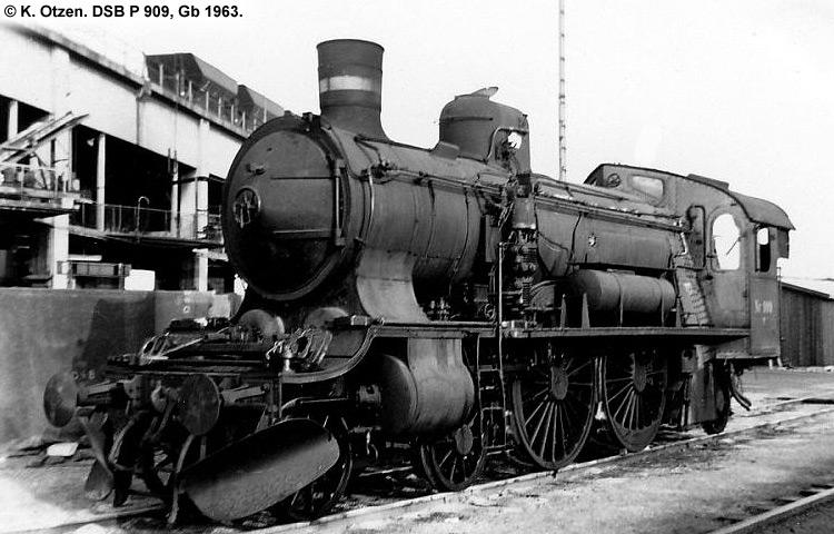 DSB P 909