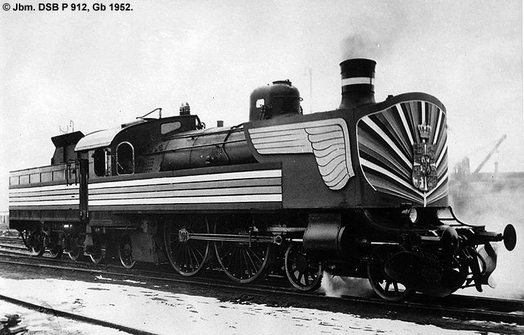 DSB P 912