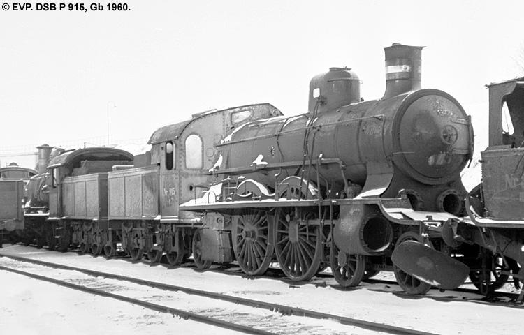 DSB P915