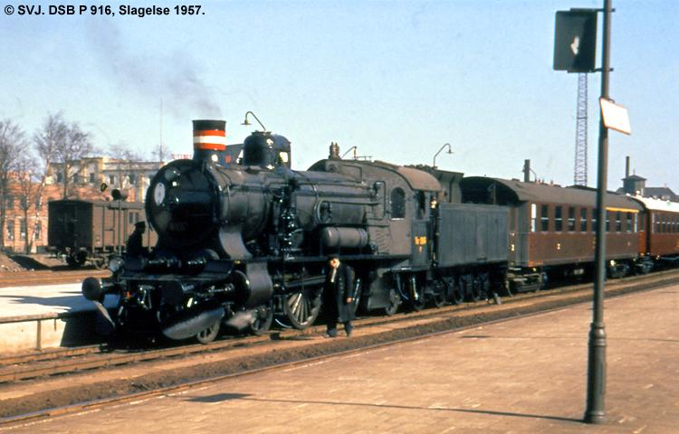 DSB P916