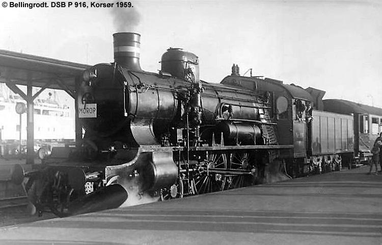 DSB P 916
