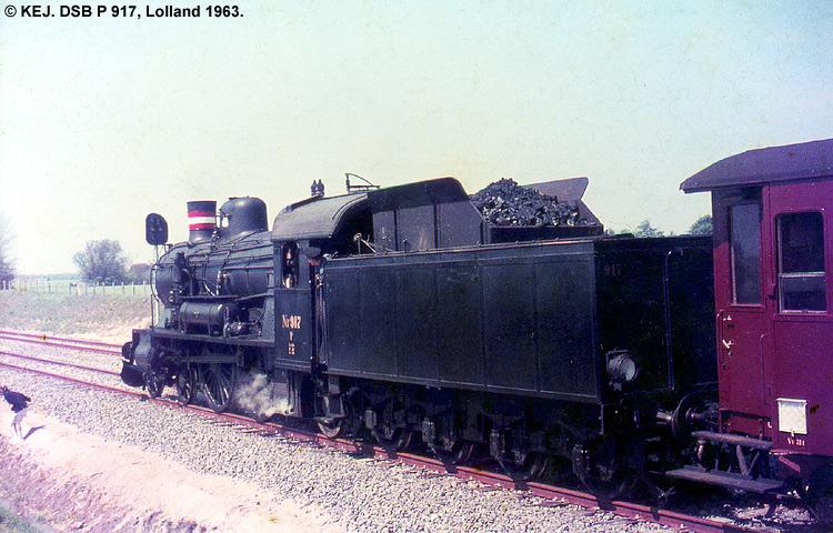 DSB P917
