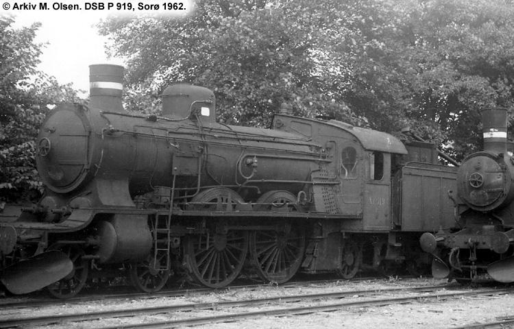 DSB P 919
