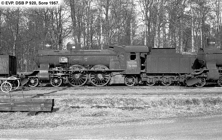 DSB P 920