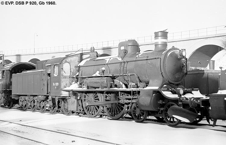 DSB P920