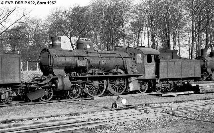DSB P 922