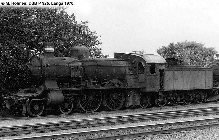 DSB P 925