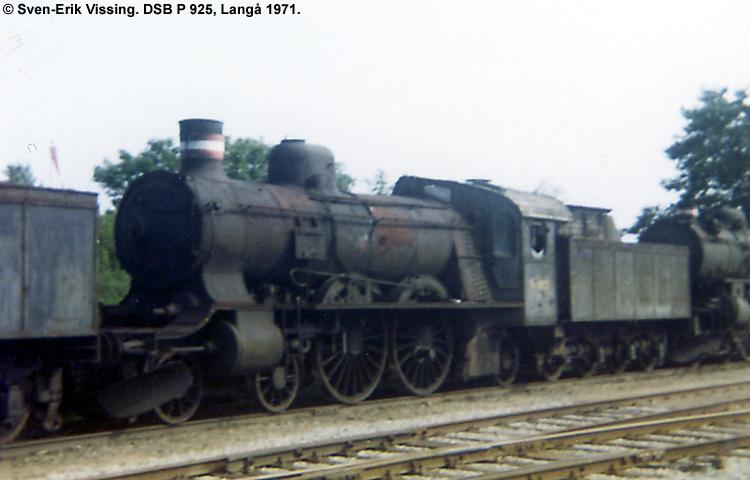 DSB P925 1