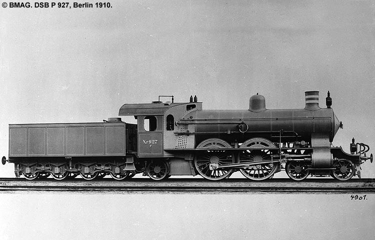 DSB P 927