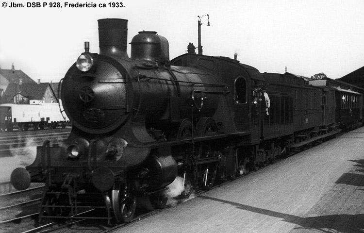 DSB P 928