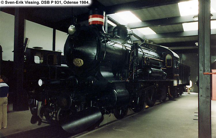 DSB P 931