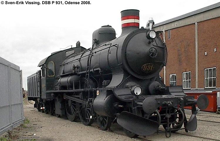 DSB P931