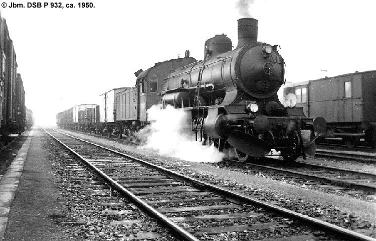 DSB P 932