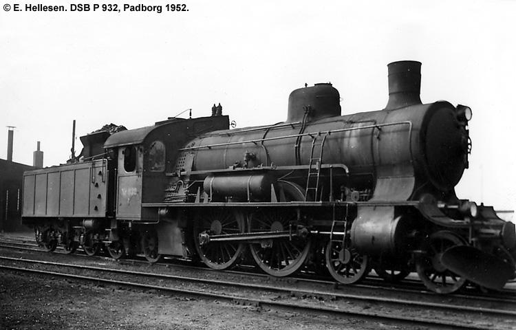 DSB P932