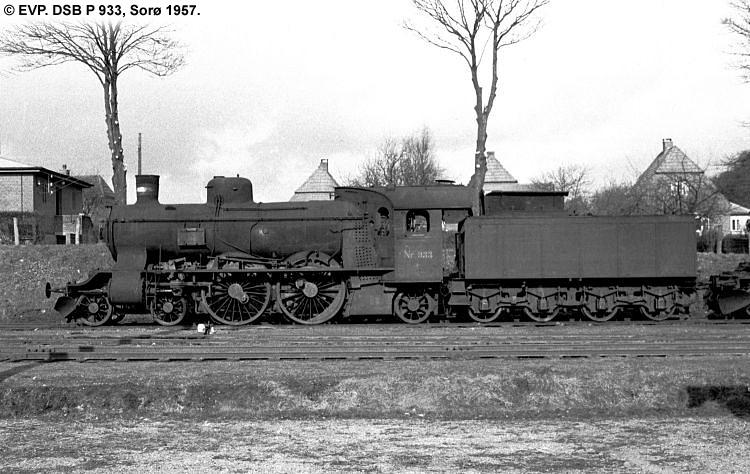 DSB P 933