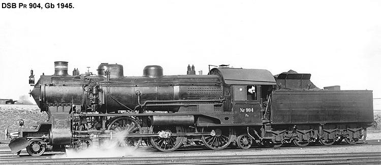DSB PR 904