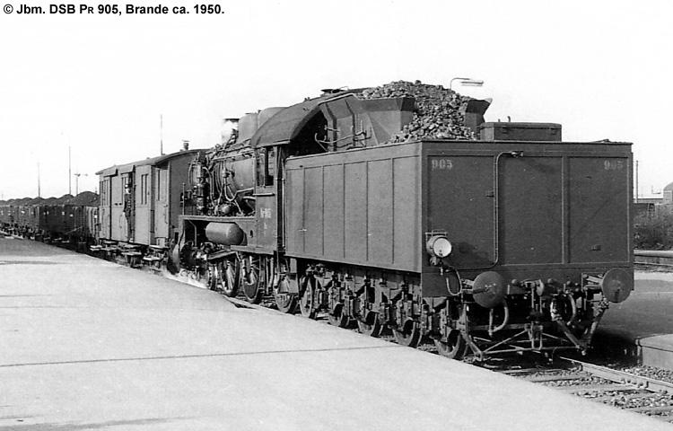 DSB PR905
