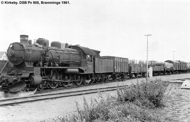 DSB PR 905