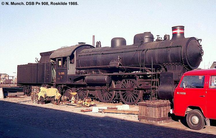 DSB PR 908