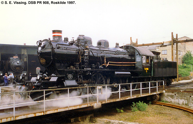 DSB PR908
