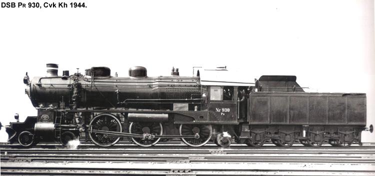 DSB PR 930