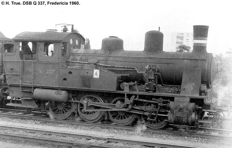 DSB Q 337