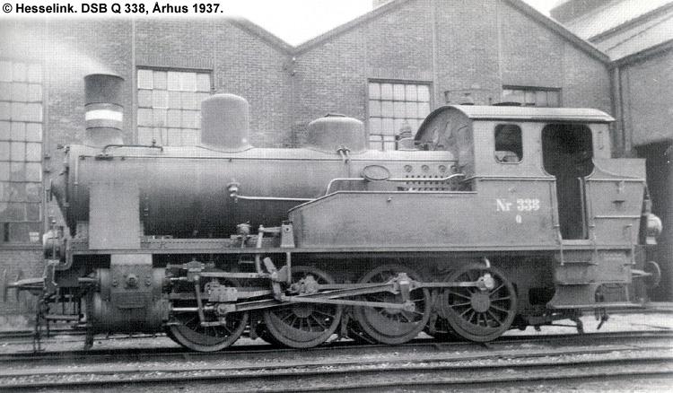 DSB Q 338