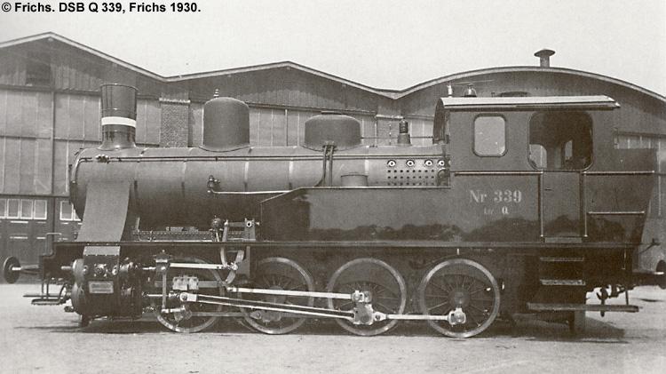 DSB Q 339