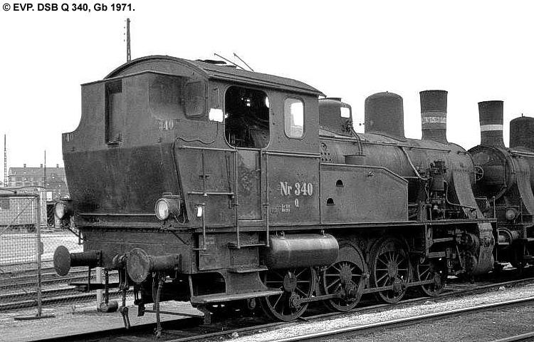 DSB Q340
