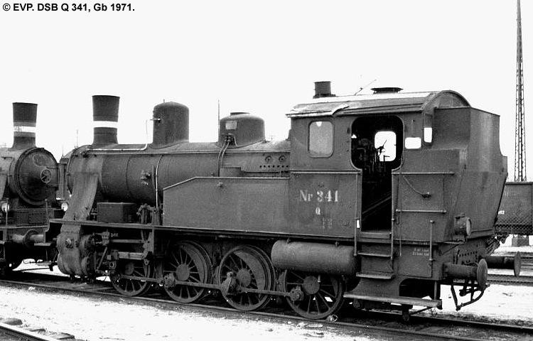 DSB Q 341