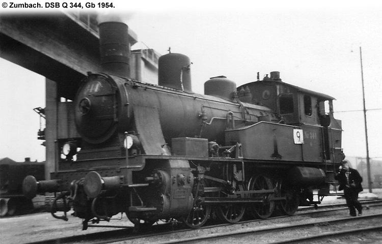 DSB Q 344