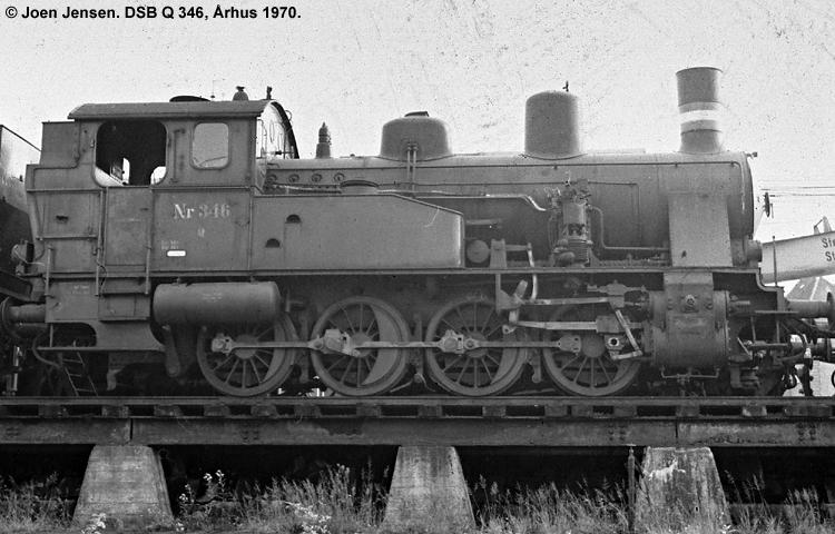 DSB Q 346