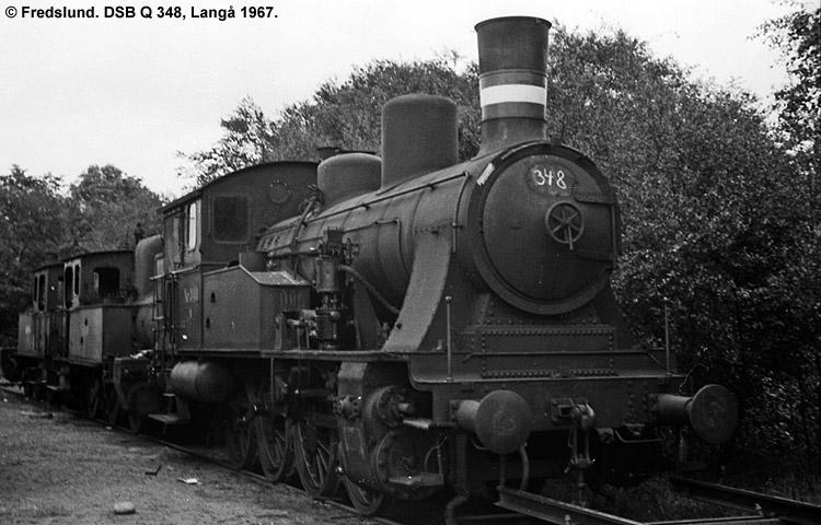 DSB Q 348